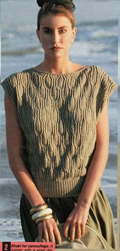 Knitting Patterns Sweaters Cardigans Knit Pullovers Men Women Girls Boys Sandra | eBay