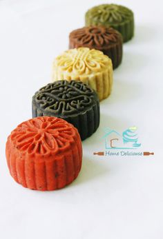 My Special Mooncakes