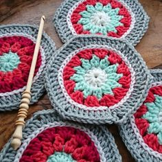 Free Crochet Hexagon Baby Sweater Pattern : Hexagon Crochet Pattern