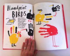 Let's Make Some Great Fingerprint Art by Marion Deuchar