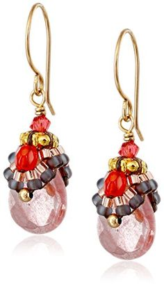 Miguel Ases Raspberry Quartz Mini Drop Earrings Miguel Ases http://www.amazon.com/dp/B004Q3QSXK/ref=cm_sw_r_pi_dp_H-vEvb1G1BCDV