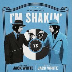 jack white- im shakin