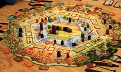 The Staufer Dynasty   Image   BoardGameGeek