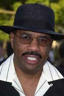 Steve Harvey at event of The Score Marjorie Harvey, 2 Movie, Movie Stars, Famous Black People, Steve Harvey Quotes, Funny Comedians, Male Icon, Mary Lee, Actor