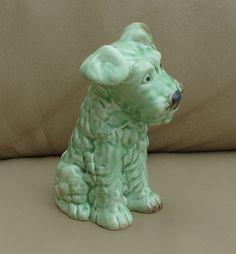 Sylvac green terrier