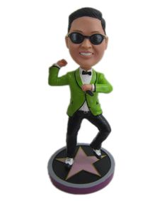 DollsForYou offers custom bobbleheads with premium quality and start with only deposit. Customing your own bobblehead less than 7 days is available Psy Gangnam Style, Bobble Head, Groomsmen, Korea, Website, Create, Simple, Shop, Korean