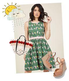 """dress"" by masayuki4499 ❤ liked on Polyvore featuring Schutz"