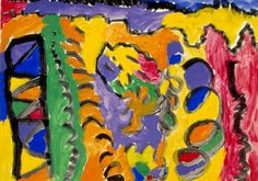 Straight, curvy, zigzag, squiggly, dotted, dabbed - the children paint a variety of lines and then paint the spaces in-between to create stunning effects.  For ages 6 to 9. Plan 2 to 3 sessions.