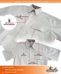 Frolic Konveksi Baju  FROLIC KONVEKSI DenganKemeja sebagai outfit id...  frolickonveksi baju berkualitas · kemeja · knit fabric jacket pattern 2c0d9c72ce
