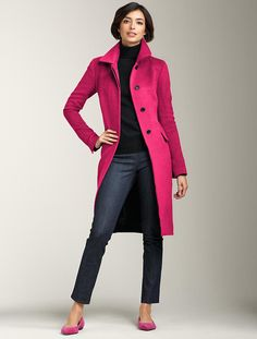 Talbots.  CAN I PLEASE HAVE THE COAT THANK YOU.