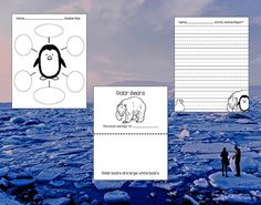 3 Fun and Easy Ideas for Teaching about Arctic Animals | Preschool and kindergarten resources