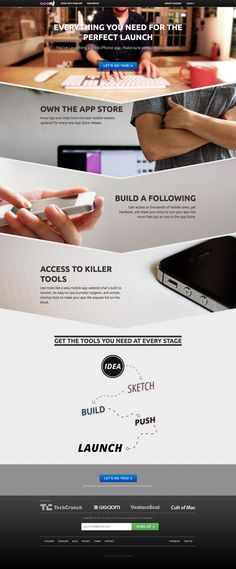 Best About Pages – Showcasing the best of the best about page examples on the web » OOOMF