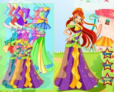 Winx Club Bloom Style