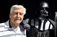 """Sky News az Instagramon: """"Actor David Prowse, the man who donned the iconic Darth Vader suit in the original Star Wars trilogy, has died aged 85. He died after a…"""" Film Star Wars, Star Wars Cast, Mark Hamill, Casino Royale, Stanley Kubrick, Chewbacca, Boba Fett, Frankenstein, Chevalier Jedi"""