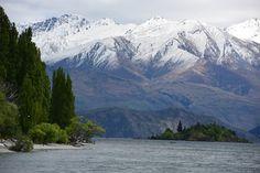 The Willows & Wanaka lake