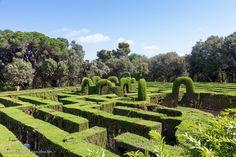 #Parque del #Laberinto / #Labyrinth #Park #Barcelona http://www.everythingbarcelona.net/en/sightseeing/parque-del-laberinto/