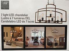 Costco Led String Lights 6 Light Led Chandelierdsi 12417 $100 At Costco  Santa Cruz