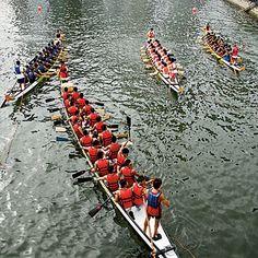 Dragon Boat Festival in Singapore