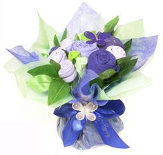 potpourri bouquet - Baby Gifts, Nappy Cakes, Baby Bouquets