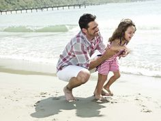 """""""Ser padre es lo más hermoso que me ha pasado. Es lo que me ha hecho crecer y me ha invitado a vivir, a ser fuerte, a intentar... Ser padre te enseña a levantarte sin importar cuántas veces te caigas. La conexión que tengo con mi hija no la cambio por nada""""."""