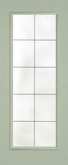 Masonite Utility Flush Primed Steel Entry Door With Brickmold 85632 A