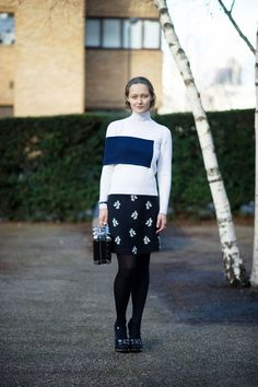 Best of London Fashion Week Streetstyle