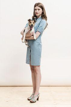 Weiteres - pikowana sukienka | Dżinslove - ein Designerstück von DZINSLOVE bei DaWanda