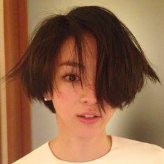満島ひかり Asian Short Hair, Asian Hair, Short Hair Cuts, Short Hair Styles, Girl Short Hair, Girls Short Haircuts, Short Bob Hairstyles, Cool Hairstyles, Hair Inspo