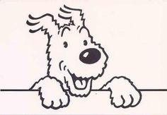 Boxing Day Sale - Off Everything - New Item Lines. Fox Terriers, Wire Fox Terrier, Graphic Illustration, Illustrations, Tin Tin Cartoon, Asterix Y Obelix, Ligne Claire, Bd Comics, Snoopy