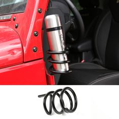 Cheap cup holder, Buy Quality drink holder directly from China beverage holder Suppliers: MOPAI New Spring Shape Automotive Car Door Stand Drinks Holder Metal Water Beverage Holder Cup Holders for Jeep Wrangler Jeep Wrangler Renegade, 2007 Jeep Wrangler, Drink Holder, Cup Holders, Interior Accessories, Car Accessories, Jeep Wrangler Accessories, Beverages, Drinks