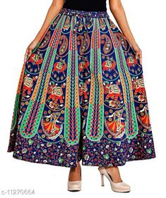 Checkout this latest Palazzos Product Name: *Designer Fabulous Women Palazzos* Fabric: Cotton Pattern: Printed Multipack: 1 Sizes:  Free Size Country of Origin: India Easy Returns Available In Case Of Any Issue   Catalog Rating: ★4 (754)  Catalog Name: Designer Fabulous Women Palazzos CatalogID_2105979 C79-SC1039 Code: 223-11270664-966