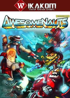 Buy Awesomenauts, Ronimo Games from Wikakom Cheap Steam Games. Fast & Free Delivery. High Quality Service