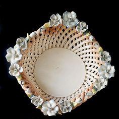 Centro de mesa cerámica de Manises- El Desván de Bartleby C/. Niebla 13. Sevilla 41011