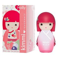 Kimmi Fragrance Holly by Koto Parfums, 1.7 oz Eau De Toilette Spray for Girls