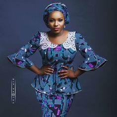 Checkout These Classy And Up-to-Date Ankara Styles; You Would Be Glad You Did…