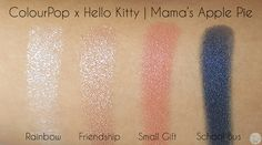 ColourPop x Hello Kitty - Mama's Apple Pie | Kat Stays Polished @ColourPopCo