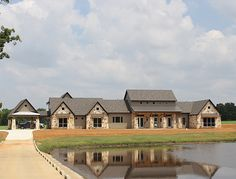 hill country home designs. This beautiful  large home is nearing completion in East Texas with strong design elements texas hill country Stone House Floor Plans Donald A