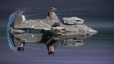 Hammerhead Spaceship Design, Spaceship Concept, Concept Ships, Concept Art, Capital Ship, Star Ship, Space Battles, Sci Fi Ships, Star Citizen