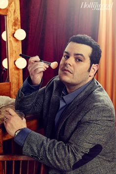 "Josh Gad, ""The Comedians"""