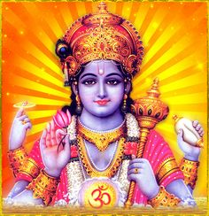 "☀ SHRI VISHNU NARAYANA ॐ ☀ ""Lord Vishnu, the Supreme Personality of Godhead, who is the enjoyer of all sacrifices, is the time factor and the master of all masters. He enters everyone's heart, He is the support of everyone, and He causes every being..."
