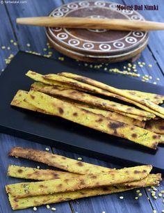 Calories of Moong Dal Nimki, Bengali Healthy Jar Snack Veg Recipes, Indian Food Recipes, Snack Recipes, Cooking Recipes, Healthy Recipes, Vegetarian Recipes, Savory Snacks, Vegan Snacks, Tortilla Wraps