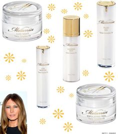 Melania Trump Skincare