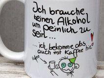 lustige Tasse, Sprüchetassen, Spruch-Tassen