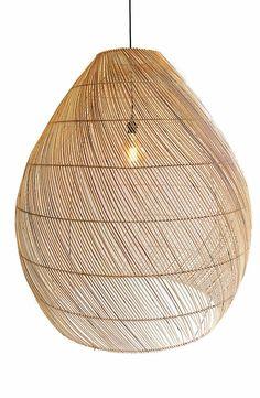 Hanglampen | Hanglamp Figura - COLIJN Interieur | Sinds 1977 Black Bathroom Light Fixtures, Bathroom Lighting, Rattan Pendant Light, Pendant Lighting, Bamboo Light, Lamp Shades, Lamp Design, Love And Light, Modern Farmhouse