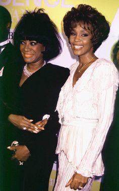 Whitney Houston and Patti LaBelle!