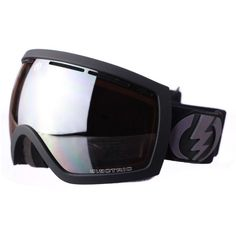 Electric - EG2.5 Matte Black Goggles - NOT $244.95 - Our Price $99.99