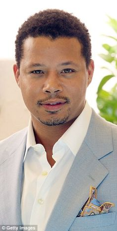 Warring exes: Terrence Howard and Taraji P. Henson will play divorced couple Lucious and C...