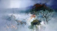 Tu recepcja - John Lovett is a well known Australian artist...