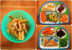 Vegan (no meat or dairy) toddler meals. Healthy Toddler Snacks, Easy Healthy Breakfast, Healthy Meals For Kids, Healthy Snacks For Kids, Kids Meals, Toddler Food, Breakfast Ideas, Kid Breakfast, Baby Meals