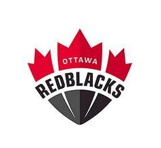 Ottawa Redblacks Logo | Ottawa RedBlacks CFL logos leak online - CFL team says no final ...